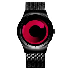 MECURY WATCH- RED | Chain Strap