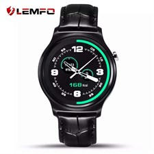 LEMFO GW01-HD SMART WATCH | MATTE BLACK