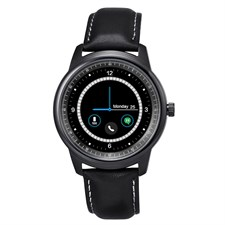 Lemfo LEM-1 Bluetooth Smart watch (Non Gsm)- Matte Black