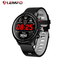 LEMFO L5 Carbon Fiber Design Bluetooth Sports Smart watch -Black