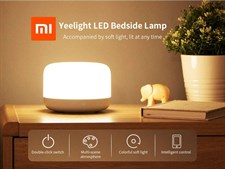 Xiaomi Yeelight Smart LED Bedside Lamp D2 with Bluetooth APP and Sensor Controls