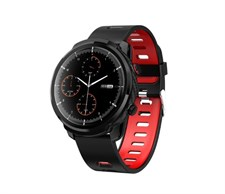 LEMFO L5 PRO Carbon Fiber Design Bluetooth Sports Smart watch - Black