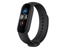Original Xiaomi Mi Band 5 Coloured screen smart fitness Tracker -Black