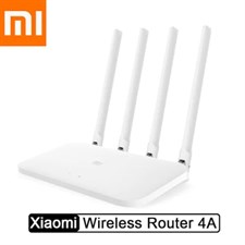 Xiaomi Mi Wifi router 4A Gigabit version | Dual Core 2.4G 5Ghz Four Antennas APP Control Wireless Ro